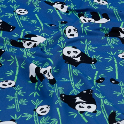 TECIDO LIGHT ESTAMPADO PANDA V2